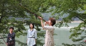 森の中で健康に!「富士山!カラダの学校」提携プログラム