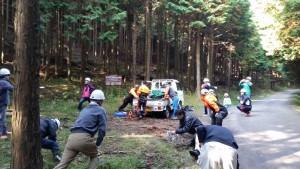 富士宮地区労働者福祉協議会森づくり活動を実施しました:詳細ページを見る