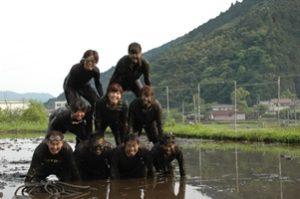 5月「田植え、どろリンピック」を開催しました!:詳細ページを見る