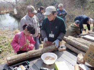 3月「ろうきん森の学校自然体験活動」を募集中♪:詳細ページを見る