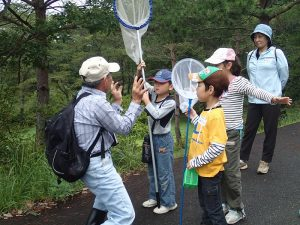 9月「ろうきん森の学校自然体験活動」を募集中♪:詳細ページを見る