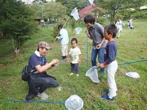 9月「自然体験活動」を開催しました!:詳細ページを見る