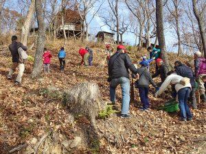 12月「自然体験活動」を開催しました!:詳細ページを見る