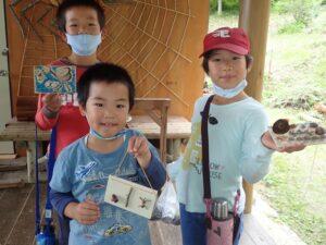 6月「ろうきん森の学校 自然体験活動」を開催しました♪:詳細ページを見る