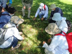 7月「ろうきん森の学校自然体験活動」を開催しました!:詳細ページを見る