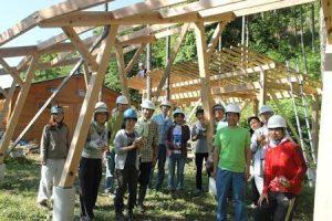 5/27「みんなで建て方ワークショップ」開催報告!:詳細ページを見る