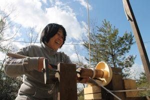 自然にふれる、木にふれる!『森工塾』を募集中(6月):詳細ページを見る