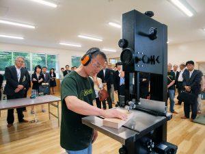 6/29「みの木工工房FUKUBE 開所式」開催報告!:詳細ページを見る