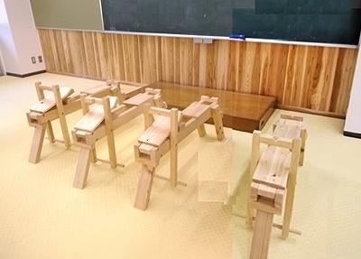 3月「岐阜県産ヒノキで削り馬づくり」開催報告!:詳細ページを見る