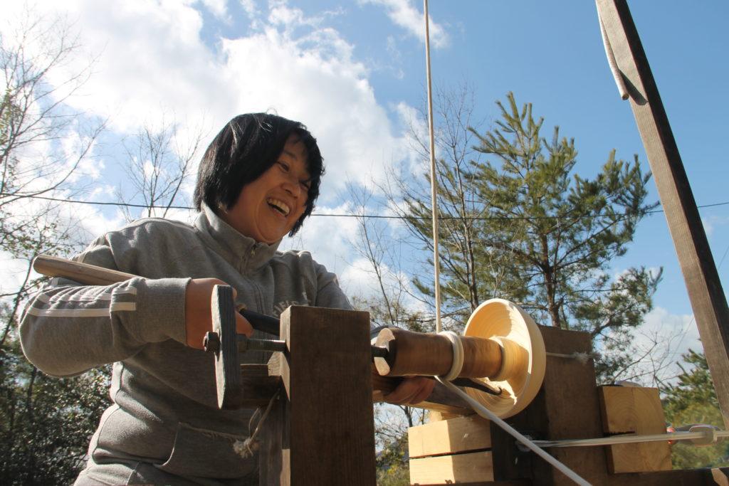 自然にふれる、木にふれる!『森工塾』募集中(9月):詳細ページを見る