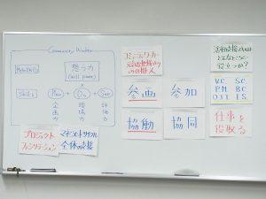 5/19-20「プロジェクトの組み立て方・まわし方」講座のご報告!:詳細ページを見る