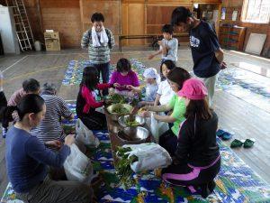 4/30「辻又山菜祭り」を開催しました!:詳細ページを見る