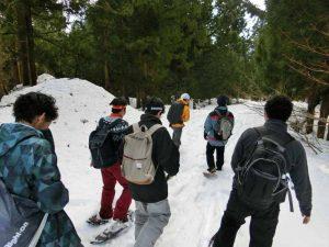 2/18「スキーとスノーシューテクニック2」を募集中♪:詳細ページを見る