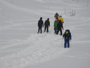 2/18「スキーとスノーシューテクニック2」開催報告!:詳細ページを見る
