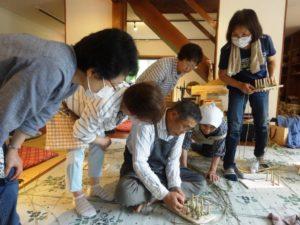 9/20「わら細工体験会⑥」を募集中!:詳細ページを見る