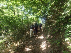 6月12日「中ノ俣古道ツアー 「春日山城への山越えを歩く」」を募集中!:詳細ページを見る